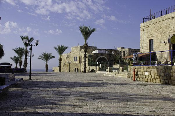 Jaffa, Stadtplatz