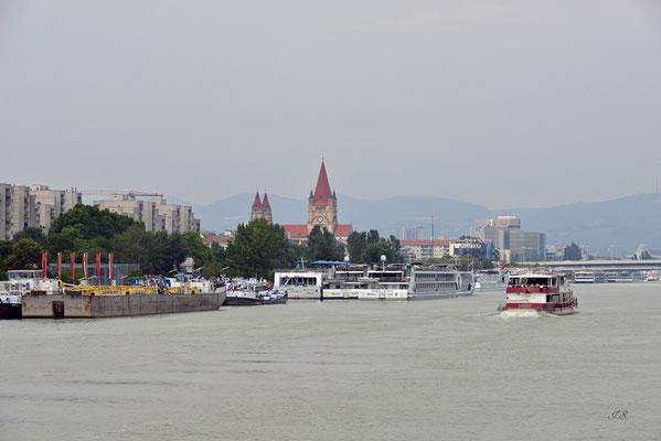Wien, erster Blick
