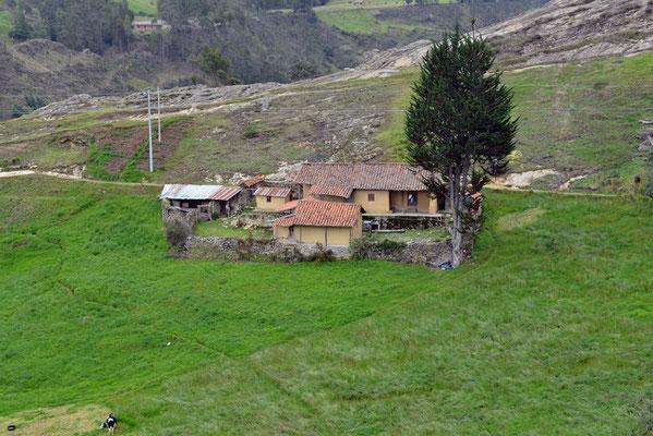 Unterwegs nach Cuenca