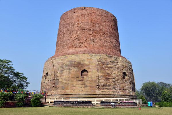 """""""Dharmeka Stupa"""""""