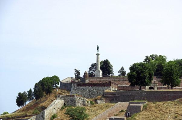 Pobednik (The Victor)-Denkmal