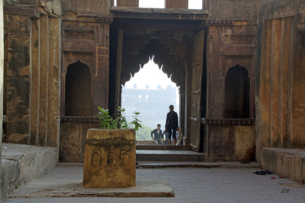 """Chaturbhuj-Tempel"""