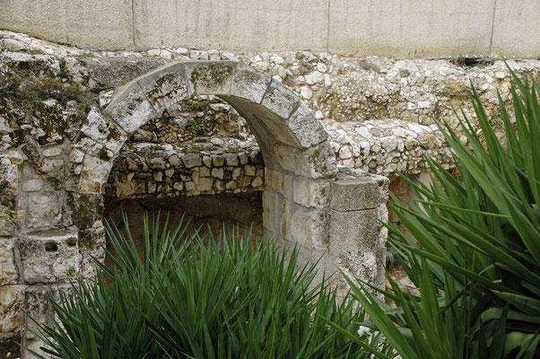 Byzantinisches Cardo