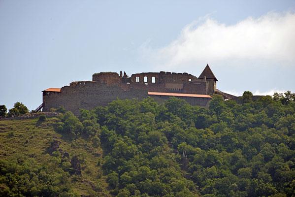 Burgruine Visegrád Var