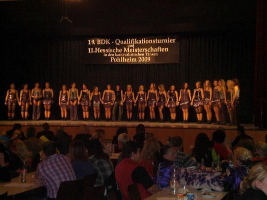 Hessenmeisterschaft in Pohlheim