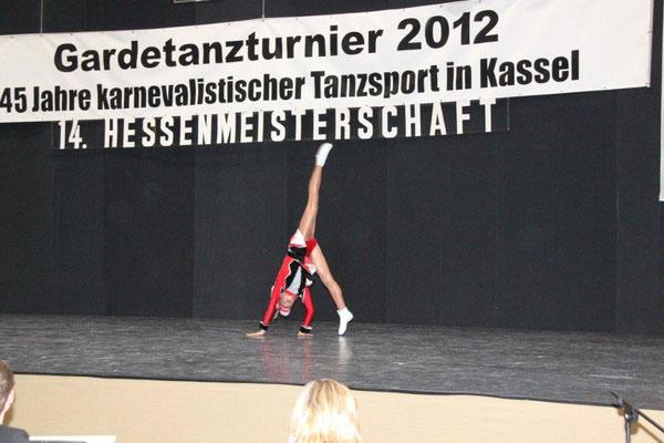 Hessenmeisterschaft in Kassel - Saskia