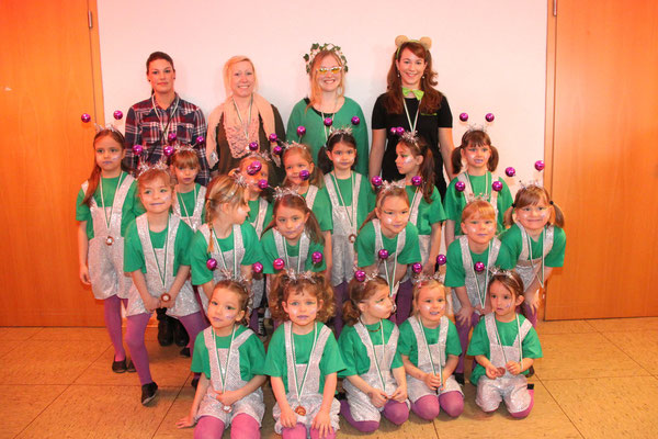 Kinderfasching in Freienseen