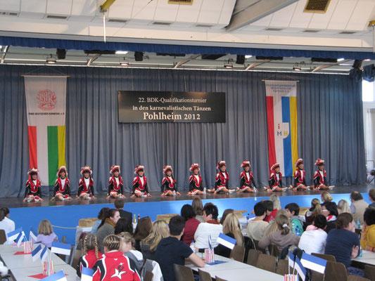 Qualifikationsturnier in Pohlheim