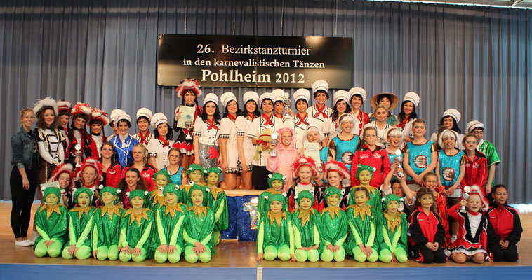 Bezirksmeisterschaft in Pohlheim