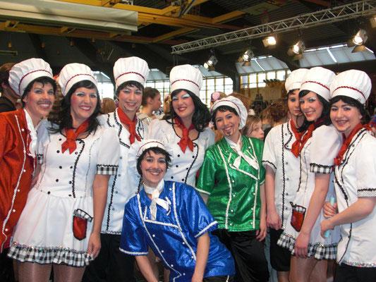 Qualifikationsturnier in Kassel