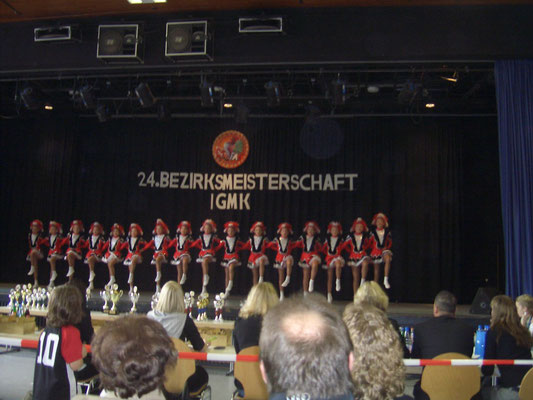 Bezirksmeisterschaft in Pohlheim