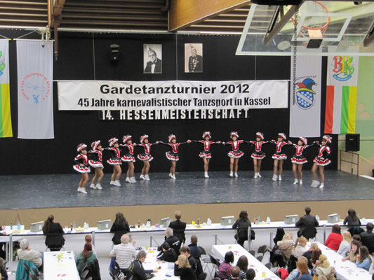 Hessenmeisterschaft in Kassel