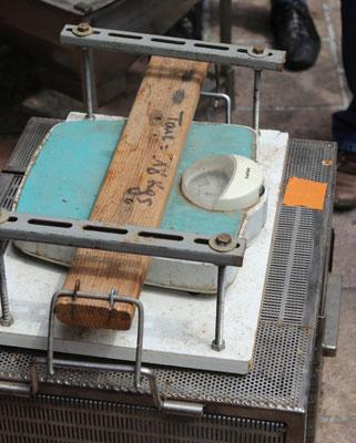 Système de pesage fabriqué par Fernand