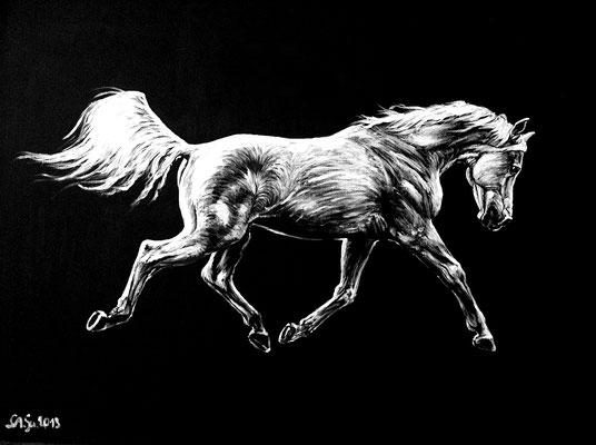 Acryl auf Leinwand 50 x 70 cm