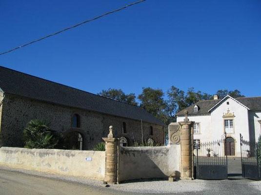rent of rooms castle of Boast (Vic-Bilh / Madiran)