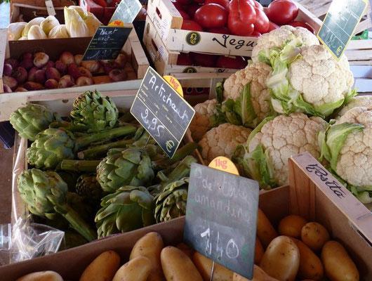 Market of Lembeye (Vic-Bilh/Madiran)