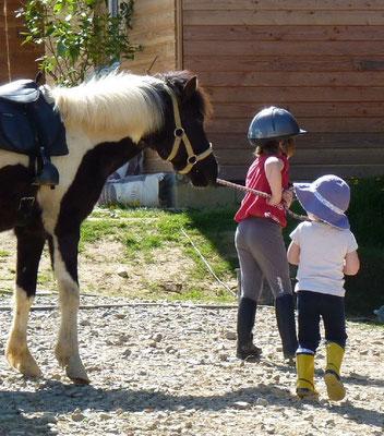 """Riding school """"Atout Coeur"""", Vialer (Vic-Bilh / Madiran)"""