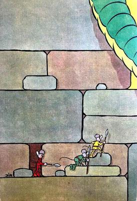 Der Wunschring, Rückseite; 1. Auflage 1982, 2. Auflage 1984