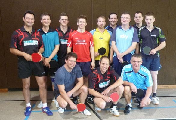 Vereinsmeisterschaften 2015