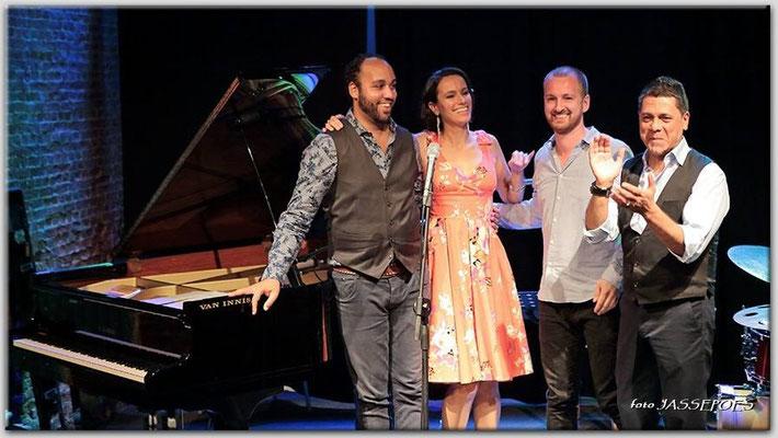 MFA Quartet JazzZolder Belgium Aug 2015
