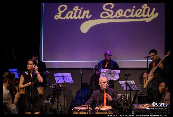 w/ Latin Society