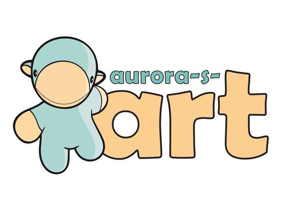 Wort-Bild-Marke – Online-Shop aurora-s-art (copyright: Christian Seidlitz)