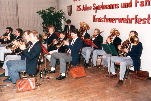 1986 Feuerwehrjubiläum