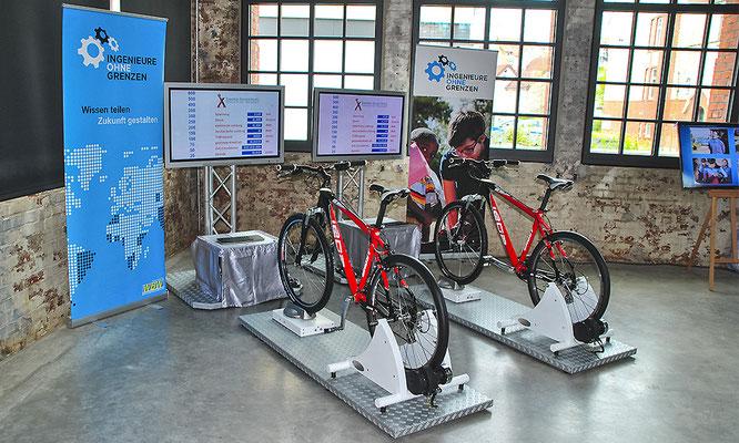 CO2-Bike, CO2-Fahrrad, CO2-Rad, Nachhaltigkeit, Umweltschutz, Energiesparen
