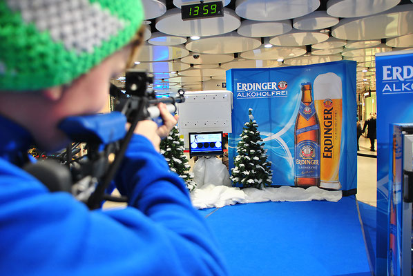 Biathlonsimulator, Biathlon-Simulator, Einzelmodul M