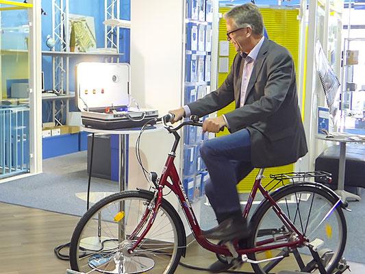 EnergyBike Kompakt, Energiefahrrad, PowerBike, Stromvelo