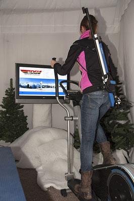 Biathlonsimulator, Biathlon-Simulator, Einzelmodul XL