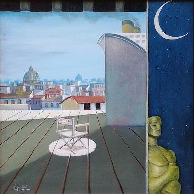 Lanfranco Finocchioli: Omagio a Fellini