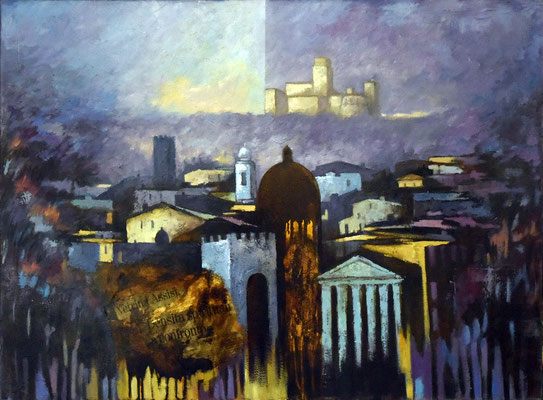 Cecilia Piersigilli: Assisi