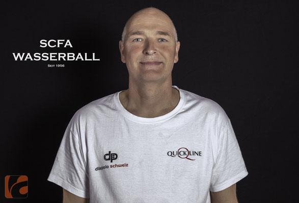Thomas Blattmann (Spieler und Assistenztrainer)