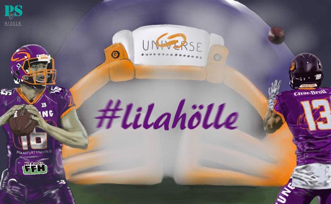 #lilahoelle universe
