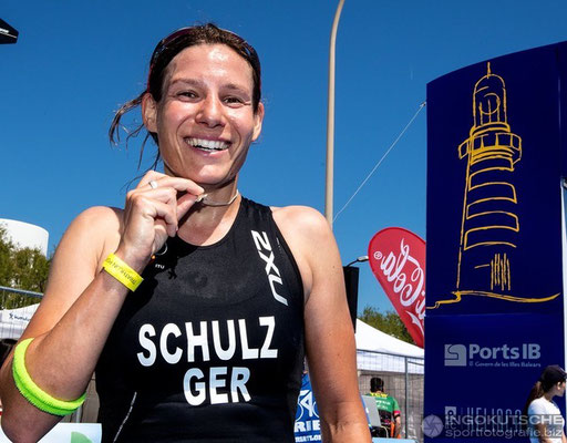 Photo: Ingo Kutsche. Jenny Schulz can still smile