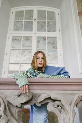 Foto: Michelle Geist, Model: Greta Meyer, Fashion: Veronique Schweizer