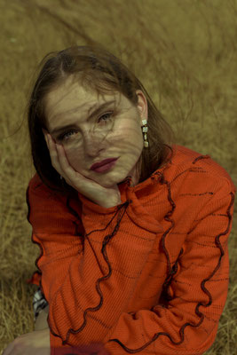 Foto: Anna Permesang, Model: Karen Reichelt, Fashion: Veronique Schweitzer