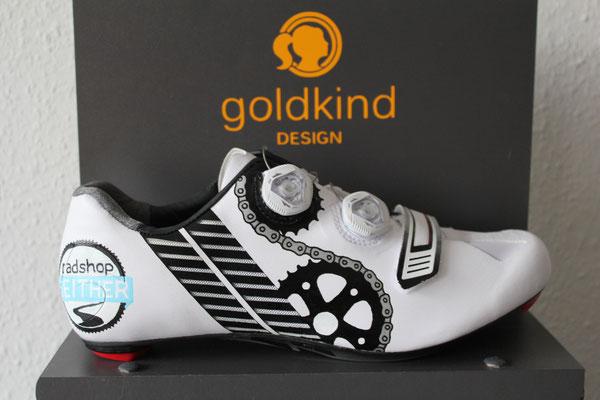 Radshop Seither, Bike Shop Custom Design, Gokdkind Design
