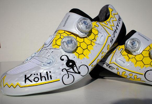 Radteam Schmitz, Goldkind Design