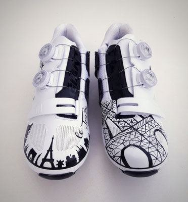 Le Tour de France Edition, Goldkind Design Shoes
