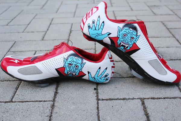 Custom Design Shoes, Goldkind Design