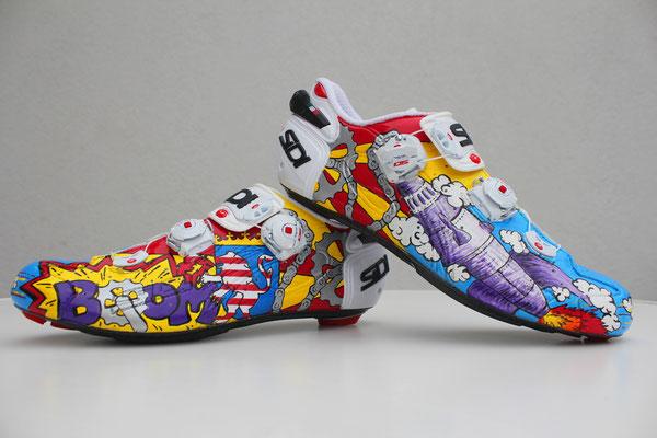 Goldkind Design custom Designed shoes