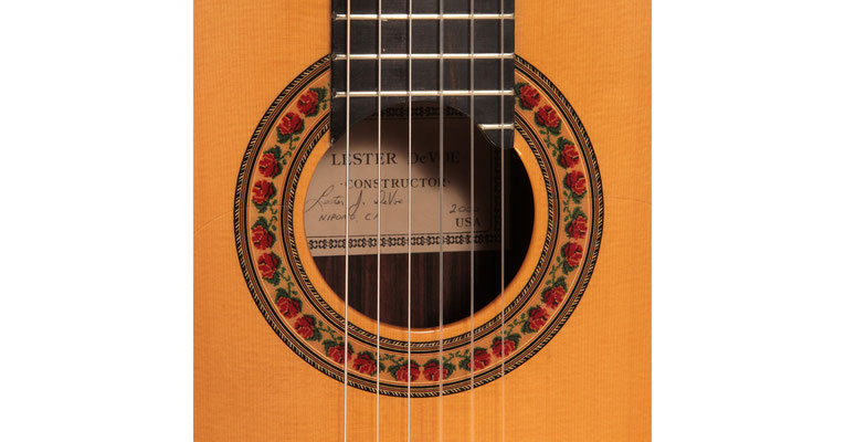 Lester Devoe 2000  - Guitar 1 - Photo 6