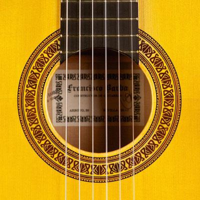 Francisco Barba 2015 - Guitar 4 - Photo 9