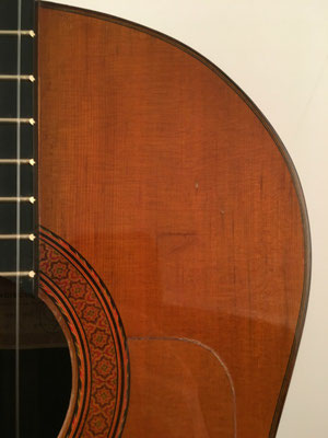 Francisco Barba 1981 - Guitar 2 - Photo 5