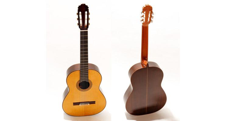 Manuel Reyes Hijo 2010 - Guitar 1 - Photo 3