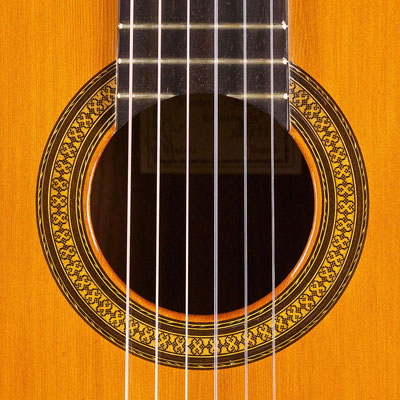 Antonio Marin Montero 1973 - Guitar 1 - Photo 9