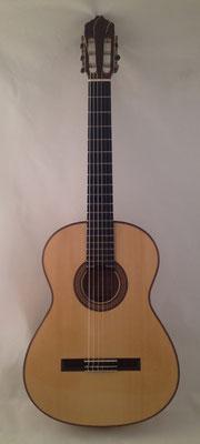 Antonio Marin Montero 2009 - Guitar 3 - Photo 1