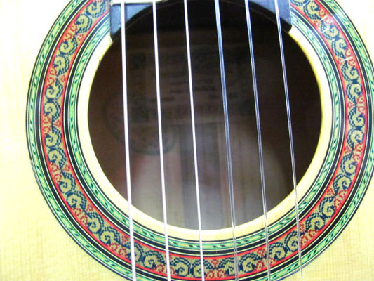 Arcangel Fernandez 1964 - Guitar 2 - Photo 2